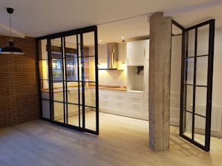 Kitchen by Gumuzio&MIGOYA arquitectura e interiorismo, Industrial