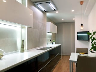 Built-in kitchens by Isoko Proyecto