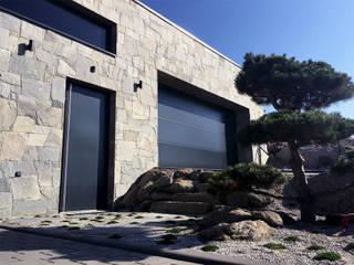 Maisons modernes par Tschechische Steinmetze Moderne