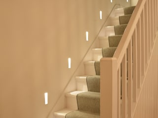 Surrey:  Stairs by MS Lighting Design