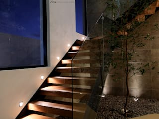 ANBA interiorismo Stairs