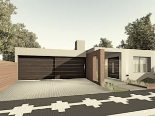 by PRIGIONI Arquitectura y Diseño Modern