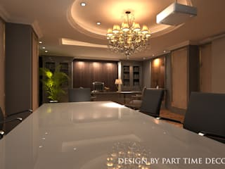 Master Office PART TIME INTERIOR Kolonyal