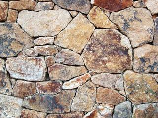 Steinfassade und Mauern - Brown Velvet Klassische Häuser von Tschechische Steinmetze Klassisch