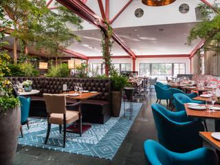 BLUEBIRD RESTAURANT, CHELSEA: Salas de jantar  por Ferreira de Sá