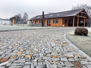 Jardin classique par Tschechische Steinmetze Classique
