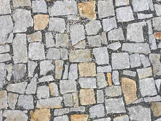 Natur Granitwürfel - Strong Silver Klassischer Garten von Tschechische Steinmetze Klassisch