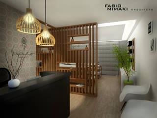 Spa moderno por Fabio Mimaki Arquitetura Moderno