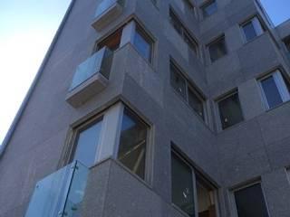 Apartamentos no Campo Alegre, Porto:   por José Melo Ferreira, Arquitecto