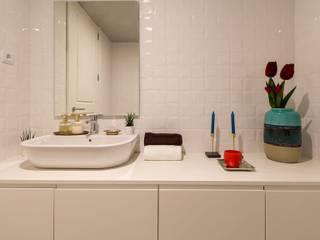 Alojamento Local: Casas de banho modernas por daniel Matos fernandes