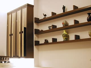 Projekty,  Zadaszenie zaprojektowane przez 贏特室內裝修工程有限公司  Winner Interior Design