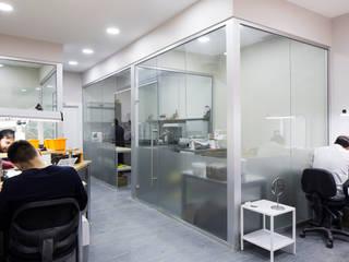 IKLIMA SENOL ARCHITECTURAL- INTERIOR DESIGN & CONSTRUCTION – I LAB DİŞ PROTEZ LABORATUVARI:  tarz