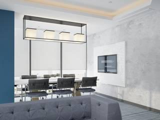 IKLIMA SENOL ARCHITECTURAL- INTERIOR DESIGN & CONSTRUCTION – HD AKSU MEDİKAL :  tarz
