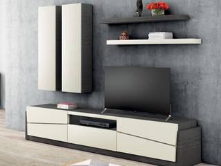 Decordesign Interiores SalasMuebles de televisión y dispositivos electrónicos
