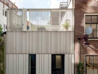 Woonhuis Prinsengracht:  Huizen door Bas Vogelpoel Architecten, Modern