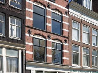 Woonhuis Prinsengracht van Bas Vogelpoel Architecten Modern