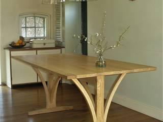 shaker tafel:   door Meubelmakerij Luitjens, Scandinavisch