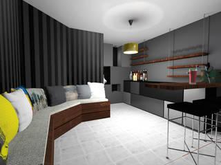 IKLIMA SENOL ARCHITECTURAL- INTERIOR DESIGN & CONSTRUCTION – A. ULGER EVİ:  tarz