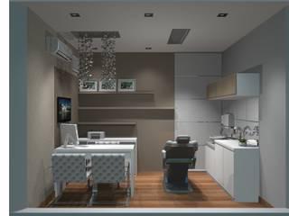 Consultório Dermatológico Clínicas modernas por Ana de Oliveira Designer de Interiores Moderno