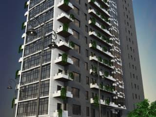 IKLIMA SENOL ARCHITECTURAL- INTERIOR DESIGN & CONSTRUCTION – ERSOY APARTMANI:  tarz