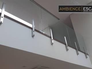 modern  by ambience escadas e corrimão, Modern