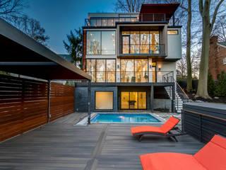 Chesapeake:  Pool by KUBE Architecture