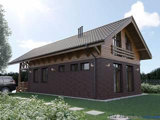 Общий вид.: Дома в . Автор – hq-design