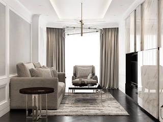Klassieke woonkamers van U-Style design studio Klassiek