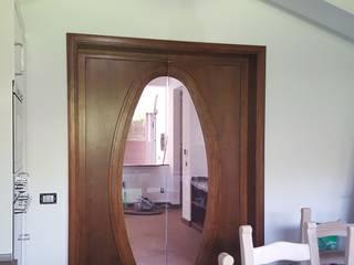 Gli Artigiani dei f.lli M.& S. Cordi snc Puertas y ventanasPuertas Madera maciza