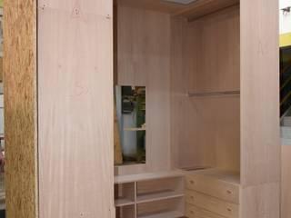 Gli Artigiani dei f.lli M.& S. Cordi snc RecámarasArmarios y cómodas Madera Acabado en madera