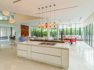 Cocinas de estilo  por MJKanny Architect,