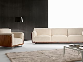 Intense mobiliário e interiores Living roomSofas & armchairs