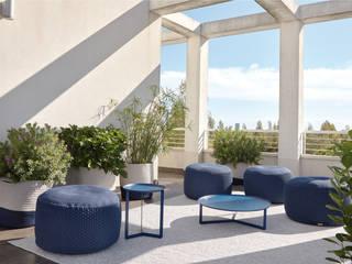 Zona relax di design in terrazza ArredaSì GiardinoAccessori & Decorazioni