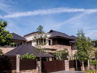 Casas de estilo  por MJKanny Architect,