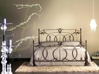 Camere da letto in ferro battuto ArredaSì Camera da lettoLetti e testate Ferro / Acciaio