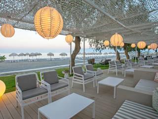 Zona relax di design in terrazza ArredaSì GiardinoAccessori & Decorazioni Plastica
