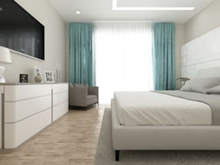 De Vivo Home Design Modern style bedroom