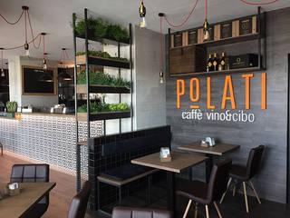 Polati - caffè, vino & cibo: Negozi & Locali commerciali in stile  di TOALDO CRISTIAN