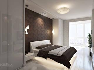 Dormitorios de estilo  de Технологии дизайна, Moderno