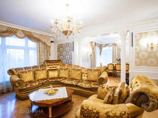 Living room by Технологии дизайна