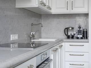 Кухня:  в . Автор – Архитектурное бюро FACE-HOME