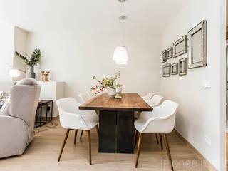 jaione elizalde estilismo inmobiliario - home staging Modern living room