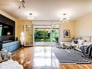 jaione elizalde estilismo inmobiliario - home staging Living room