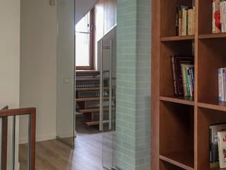 Квартира: Лестницы в . Автор – Архитектурная мастерская Leto