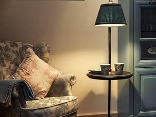 Трехкомнатная квартира в провансе от Архитектурное бюро FACE-HOME