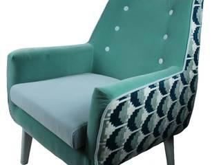 Sessel im Skandilook - neu interpretiert:   von Signature Home Collection GmbH