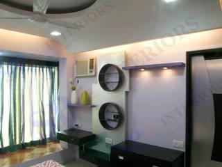 dr Rahul hegde Moderne Wohnzimmer von SP INTERIORS Modern