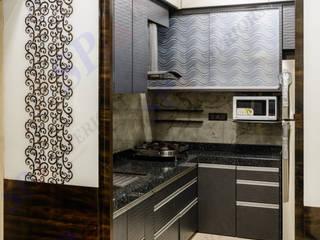 VarunJhaveri Moderne Küchen von SP INTERIORS Modern