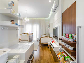 dormitório do BB por okha arquitetura e design Clássico