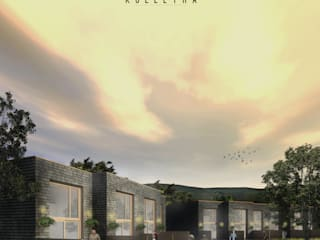Villa de style  par Kolletra Visual Studio,